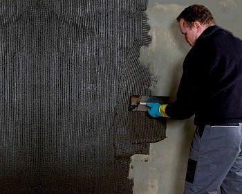 Правильная гидроизоляция стен