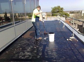 Правильная гидроизоляция крыши